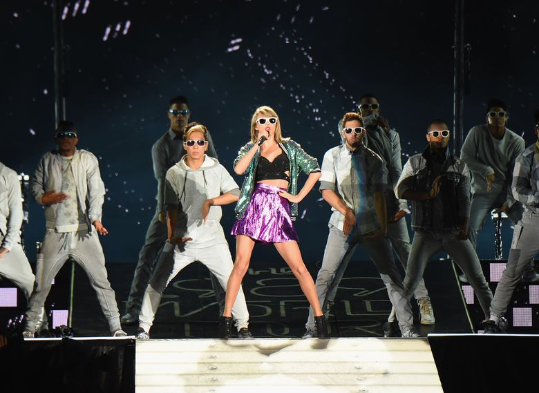 Pop superstar Taylor Swift will perform on Saturday, Aug. 8, at CenturyLink Field.  (Michael Loccisano/Getty Images for TAS)
