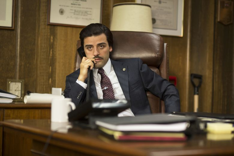 """A young mayor (Oscar Isaac) gets caught in the middle of a fierce fight over urban desegregation in the HBO miniseries """"Show Me a Hero."""""""