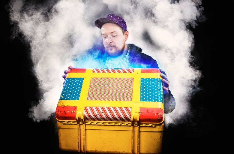 Musician Dan Deacon will be one of the headliners at the Decibel Festival.