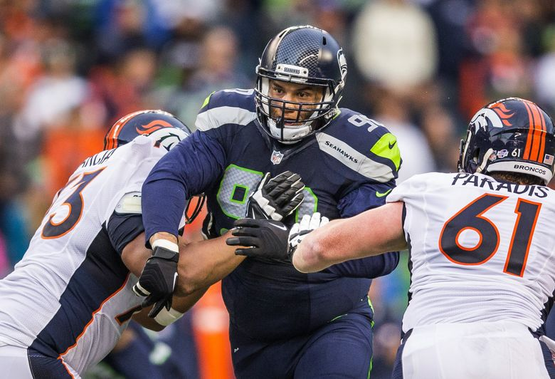 Defensive tackle Jesse Williams playing in a preseason games last August.