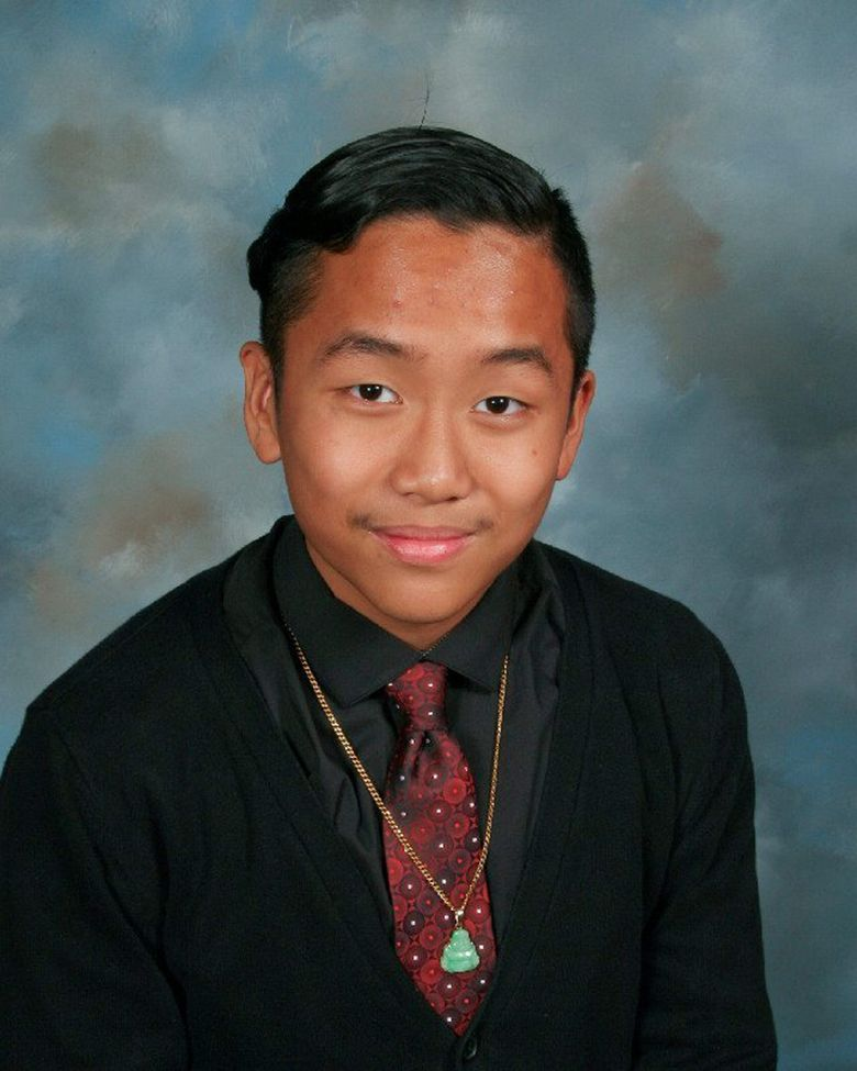 Kenney Bui (Courtesy of the Highline School District)