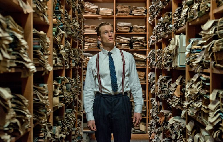 """Alexander Fehling plays a German prosecutor who vows to bring former Nazis to justice in """"Labyrinth of Lies.""""  (Claussen + Wbke + Putz Filmpro)"""