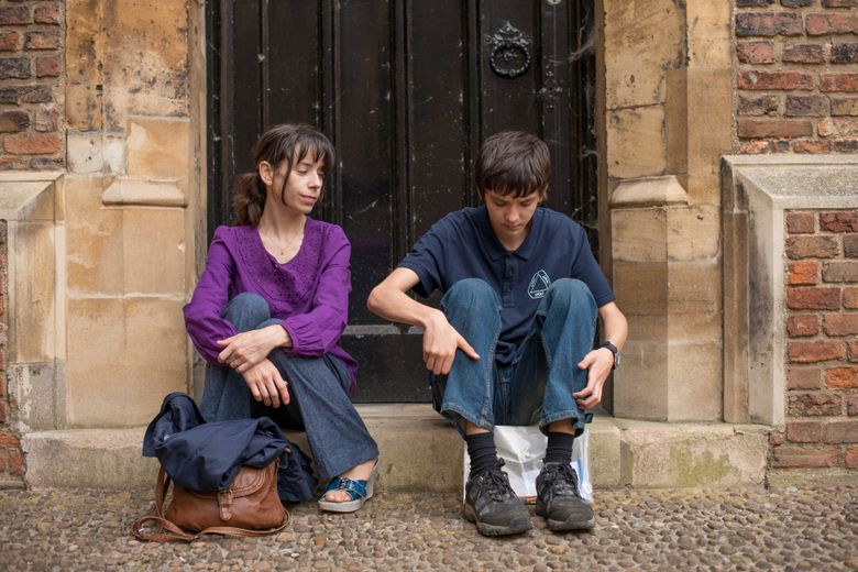 """Sally Hawkins and Asa Butterfield star in """"A Brilliant Young Mind."""""""