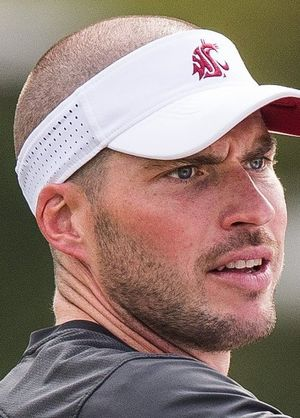 WSU's Alex Grinch (Dean Rutz/The Seattle Times)