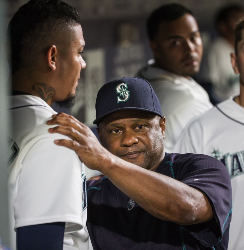 """""""You are what you are,"""" said Mariners manager Lloyd McClendon. """"We were a 76-win team this season."""""""