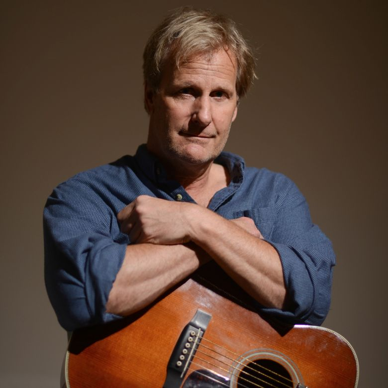 Jeff Daniels — all over the big screen these days — comes to the Kirkland Performance Center Nov. 12 to perform with his son Ben and the Ben Daniels Band. (Luke Pline)