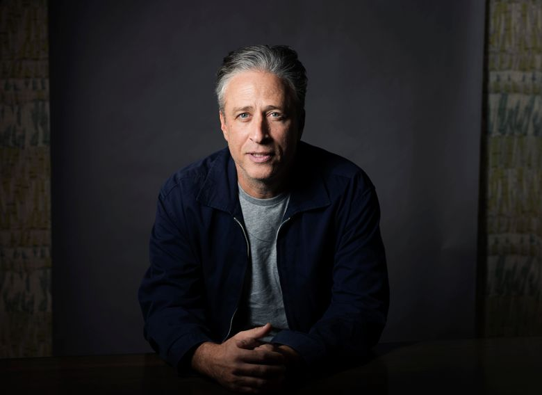 """Fresh from """"The Daily Show,"""" Jon Stewart has signed on with HBO in an exclusive four-year production pact. (Photo by Victoria Will/Invision/AP, File)"""