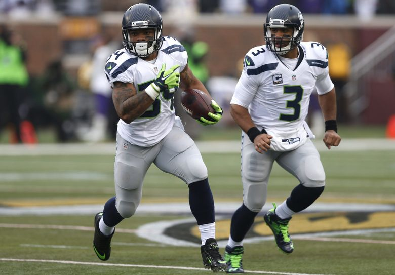 Finding a running back to complement Thomas Rawls could be a goal of the Seahawks in day two of the NFL Draft.  (Jim Mone / The Associated Press)