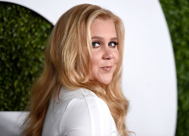 Amy Schumer arrives at the GQ Men of the Year Party in Los Angeles.  (Photo by Jordan Strauss/Invision/AP, FIle)