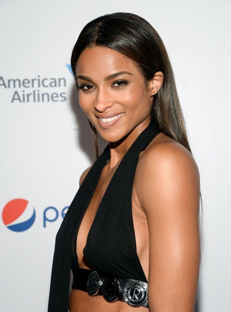 Singer Ciara attends the 2015 Billboard Women in Music honors at Cipriani 42nd Street on Friday, Dec. 11, 2015, in New York. (Photo by Evan Agostini/Invision/AP)
