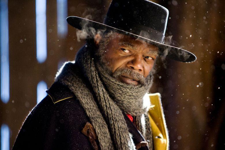 "Samuel L. Jackson stars in ""The Hateful Eight."""