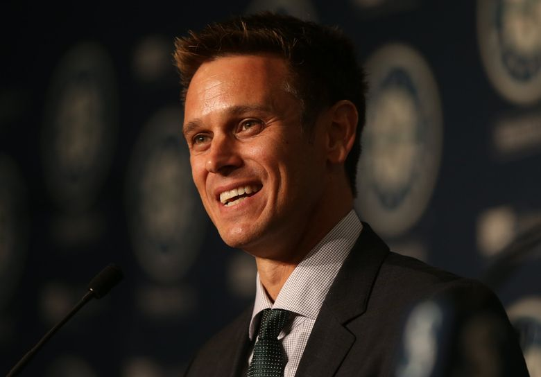 New Mariners general manager Jerry Dipoto has made myriad roster changes since his hiring Sept. 29.  (Bettina Hansen/The Seattle Times)