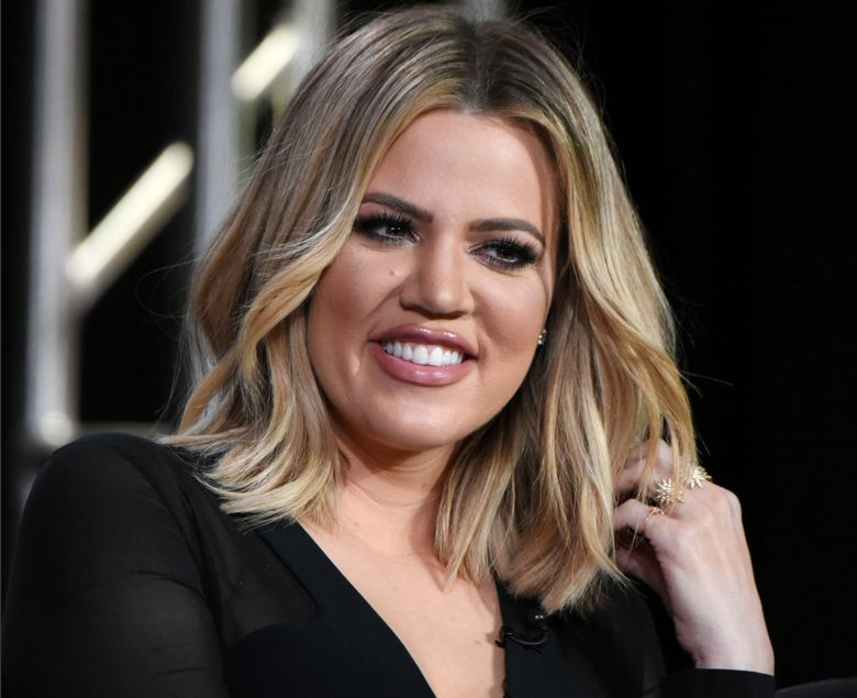 """FILE – In this Wednesday, Jan. 6, 2016, file photo, Khloe Kardashian participates in the panel for """"Kocktails with Khloe"""" at the FYI 2016 Winter TCA in Pasadena, Calif. Despite a tumultuous year, Kardashian is launching the new talk show that premieres Wednesday, Jan. 20, 2016, at 10 p.m. ET on the FYI network and getting ready to film a new season of """"Keeping Up With the Kardashians."""" The new series hints at what life may be like when the reality show that made the family household names ends. (Photo by Richard Shotwell/Invision/AP, File)"""