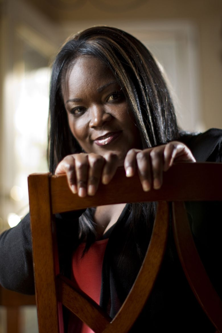 """Chicago blues singer Shemekia Copeland. She'll be in Seattle Jan. 15-16, at Dimitriou's Jazz Alley. She is nominated for a Grammy this year for her album """"Outskirts of Love."""" (Zbigniew Bzdak/TNS)"""