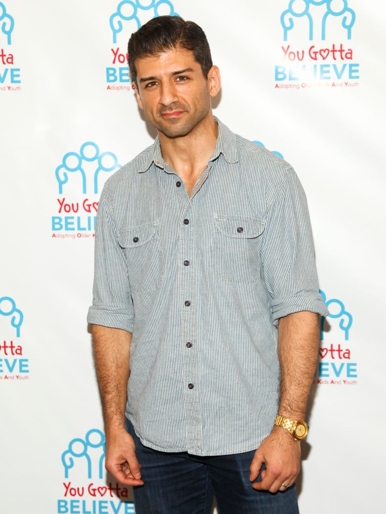 """FILE – In this June 29, 2015 file photo, Tony Yazbeck attends Voices for The Voiceless: Stars for Foster Kids in New York. Yazbeck will step into the heroic shoes of former """"Glee"""" star Matthew Morrison in Broadway's """"Finding Neverland."""" Morrison's last show is Jan. 24 and Yazbeck takes over Jan. 26 at the Lunt-Fontanne Theatre (Photo by Andy Kropa/Invision/AP, File)"""