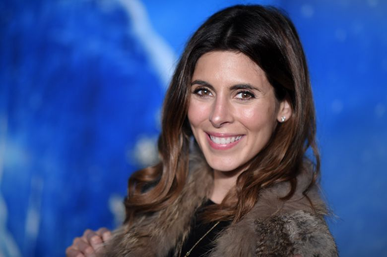 """FILE – In this Dec. 10, 2015, file photo, actress Jamie-Lynn Sigler attends Frozen celebrity premiere presented by Disney On Ice held at the Staples Center in Los Angeles. Sigler has been battling multiple sclerosis for the past 15 years. """"The Sopranos"""" actress tells People magazine that she was diagnosed with the degenerative disease when she was 19 years old ahead of the show's fourth season. (Photo by Richard Shotwell/Invision/AP, File)"""