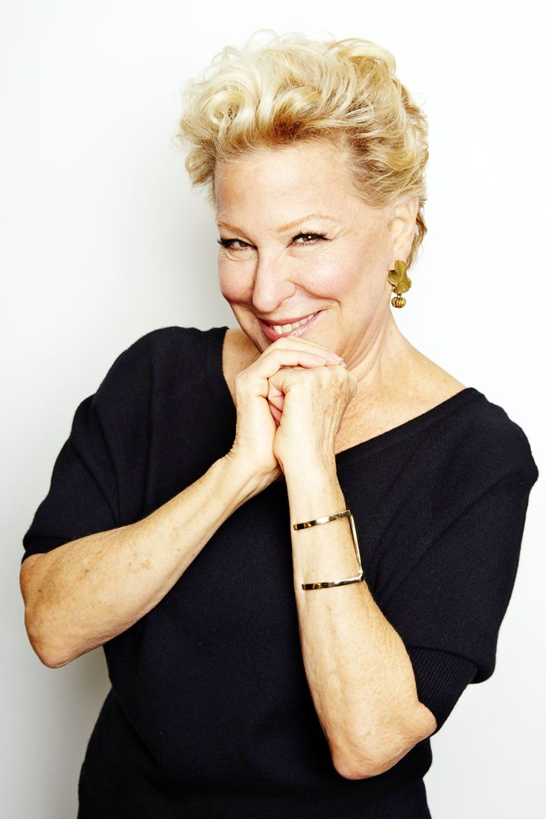 """FILE – In this Oct. 7, 2014, file photo, Bette Midler poses for a portrait in New York. Midler will star in a revival of """"Hello, Dolly!"""" Producer Scott Rudin said Tuesday, Jan. 19, 2016, that Midler will take on the role of Dolly Gallagher Levi in a revival the classic musical due to start next year. (Photo by Dan Hallman/Invision/AP, File)"""
