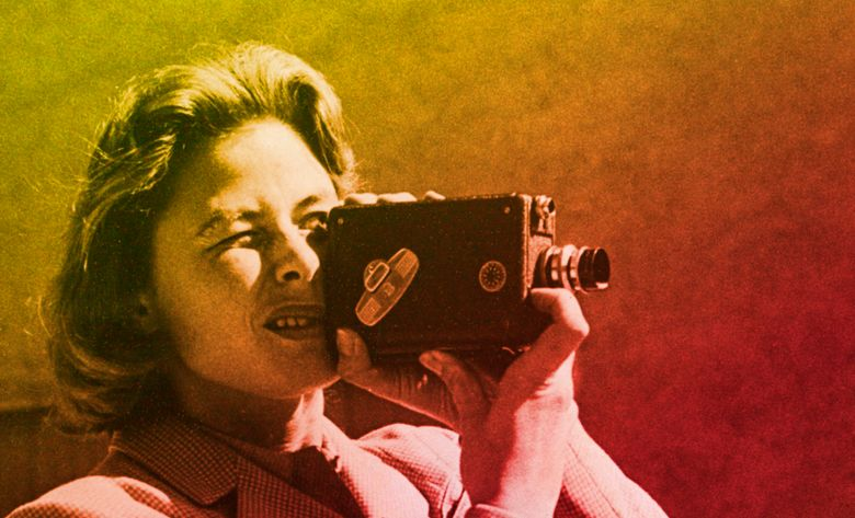 """The documentary """"Ingrid Bergman: In Her Own Words"""" includes home movies shot by the Academy Award-winning movie star."""