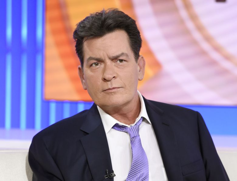 """FILE – In this Tuesday, Nov. 17, 2015 photo, actor Charlie Sheen appears during an interview on NBC's """"Today"""" show in New York, saying he tested positive four years ago for the virus that causes AIDS. A new study released Monday, Feb. 22, 2016 found that Sheen's revelation prompted the greatest number of HIV-related Google searches recorded in the United States since 2004. (Peter Kramer/NBC via AP)"""