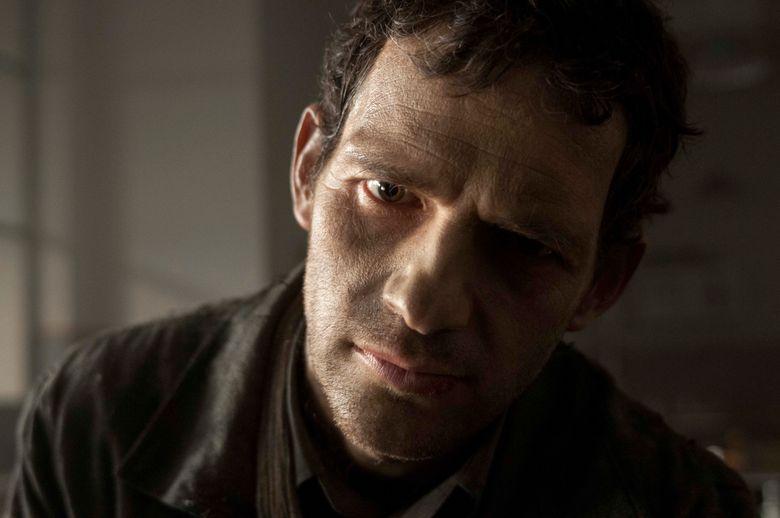 """Gza Rhrig portrays a prisoner at Auschwitz-Birkenau in """"Son of Saul."""""""