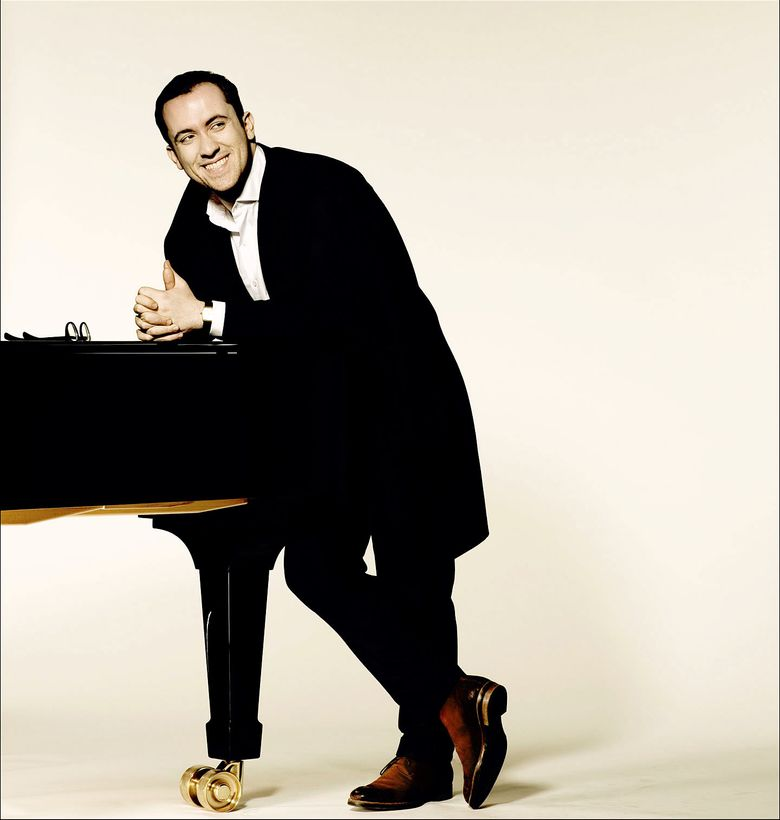 Pianist Igor Levit will play Bach, Schubert and Prokofiev as part of the UW President's Piano series.