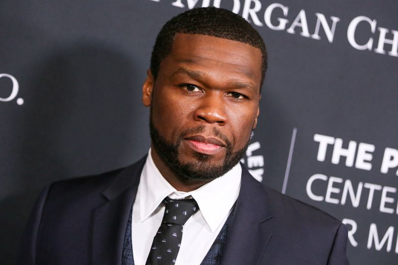 """FILE – In this Oct. 26, 2015 file photo, Curtis """"50 Cent"""" Jackson arrives at Media's Tribute to African-American Achievements in Television in Beverly Hills, Calif. A&E said Thursday, March 17, 2016, it is developing a sketch comedy and music series named """"50 Cent Presents."""" The star said he grew up watching variety shows on television and is anxious to bring his own spin to the project.  (Photo by Rich Fury/Invision/AP, File)"""