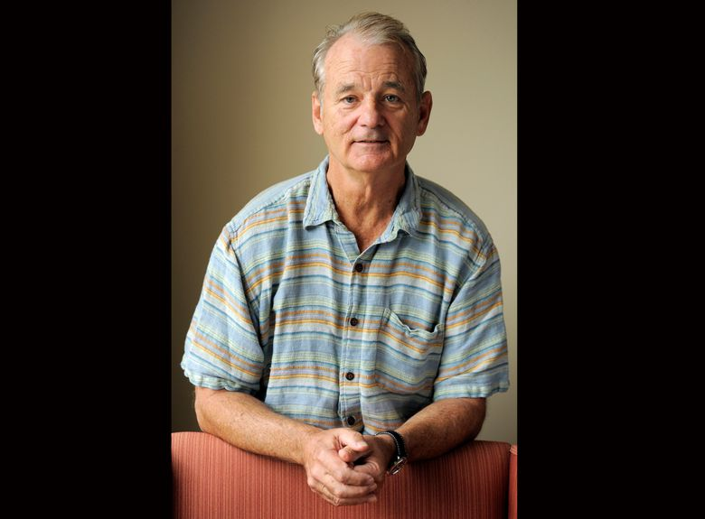 FILE – In this Sept. 9, 2012, file photo, Bill Murray poses for a portrait at the 2012 Toronto Film Festival, in Toronto. Murray will share some favorite poems in the April issue of O, The Oprah Magazine, which comes out Friday, March 25, 2016. (Photo by Chris Pizzello/Invision/AP, File)