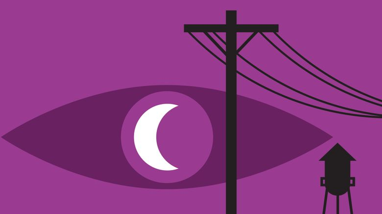 """""""Welcome to Night Vale"""" is one of the most popular podcasts on iTunes. (Jeffrey Cranor )"""
