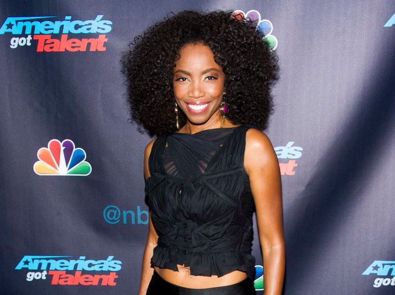 """FILE – In this Sept. 18, 2013 file photo, Heather Headley walks the post-show red carpet for the finale of """"America's Got Talent"""" in New York. Headley will replace Jennifer Hudson in Broadway's current revival of """"The Color Purple."""" (Photo by Charles Sykes/Invision/AP, File)"""