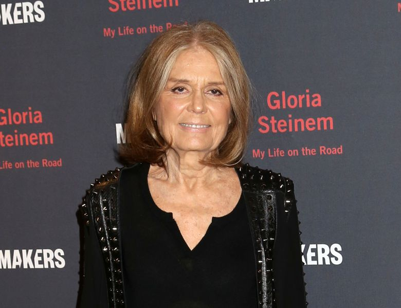 """FILE – In this Oct. 20, 2015 file photo, Gloria Steinem attends a party for her new book, """"My Life On The Road"""", in New York. Steinem will host and produce a new television series on the Viceland network about the political impact of violence against women throughout the world. Viceland said Monday, April 11, 2016, that the series, which will be called """"Woman,"""" will premiere on May 10. (Photo by Greg Allen/Invision/AP, FIle)"""