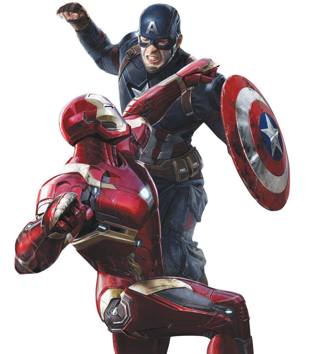 "Marvel's ""Captain America: Civil War"" opens May 6."
