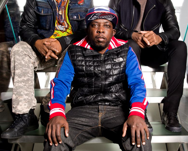 FILE – In this Nov. 12, 2015 file photo, Malik Isaac Taylor aka Phife Dawg of A Tribe Called Quest poses for a portrait at Sirius XM studios in New York. A new single by the late Phife Dawg is coming out this week, with portions of the proceeds going to charity. Phife Dawg, a masterful lyricist whose witty wordplay was a linchpin of the groundbreaking hip-hop group died March 22, 2016 from complications resulting from diabetes. He was 45. (Photo by Brian Ach/Invision/AP, FIle)