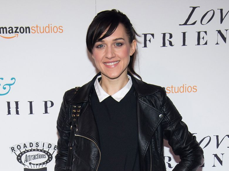 """FILE – In this May 10, 2016 file photo, Lena Hall attends a special screening of """"Love & Friendship"""" in New York. Hall will join """"Hedwig and the Angry Inch"""" on tour in San Francisco and Los Angeles. And there's also a twist _ at some shows she'll play Hedwig. (Photo by Charles Sykes/Invision/AP, File)"""