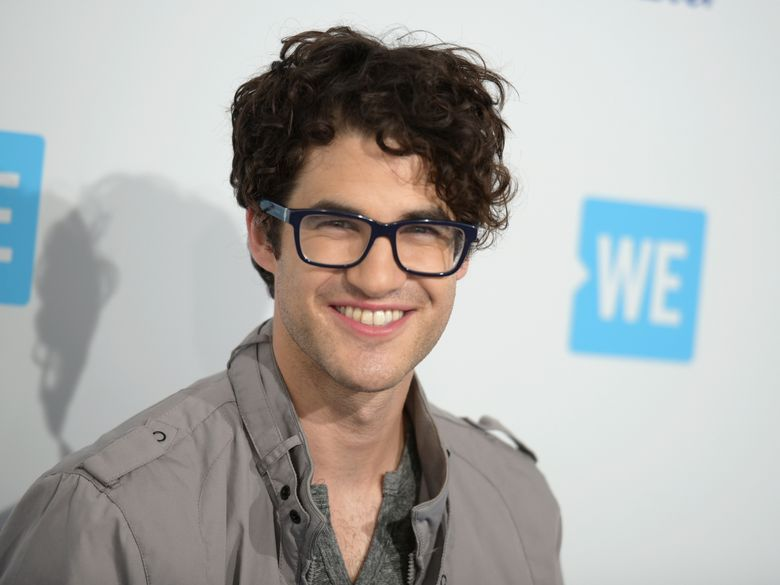 FILE – In a Thursday, April 7, 2016 file photo, Darren Criss arrives at WE Day California at the Forum, in Inglewood, Calif. Criss will kick off a national tour of 'Hedwig and the Angry Inch' in October at the SHN Golden Gate Theatre in San Francisco and the Hollywood Pantages Theatre in Los Angeles a month later. He then will take it on a national tour.  (Photo by Richard Shotwell/Invision/AP, File)
