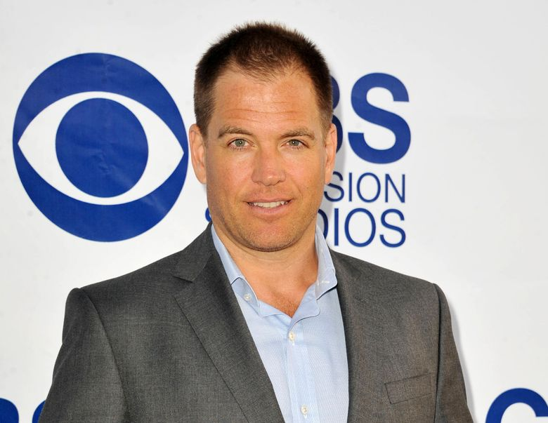 FILE – In this May 19, 2014 file photo, Michael Weatherly arrives at CBS Television Studios Summer Soiree at The London Hotel, in Los Angeles. Weatherly staying on CBS' Tuesday night lineup as the star of a new drama based on talk show host Dr. Phil McGraw's past career as a trial consultant.   (Photo by Katy Winn//Invision/AP, File)