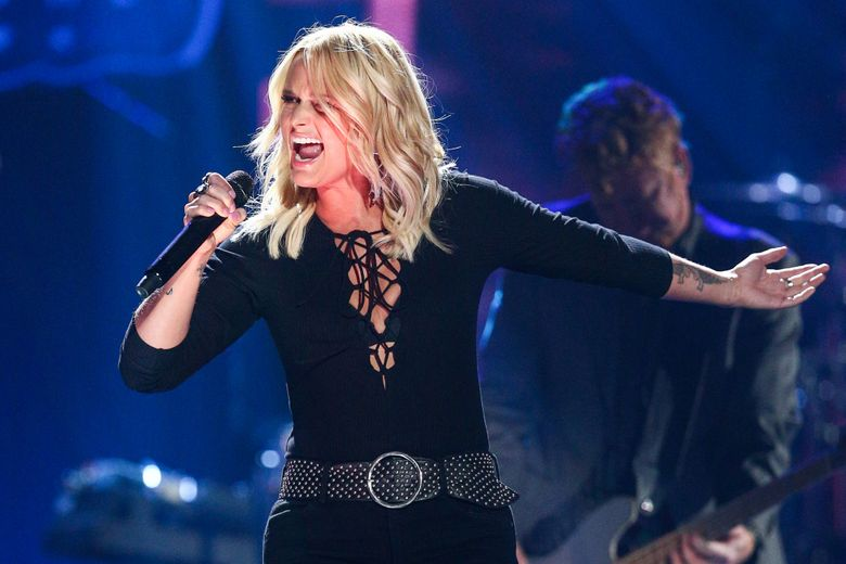 FILE – In a Saturday, April 30, 2016 file photo, Miranda Lambert performs during the 2016 iHeartRadio Country Festival held at Frank Erwin Center, in Austin, Texas. Lambert announced Wednesday, May 25, 2016, that she is closing her Pink Pistol clothing boutique in Tishomingo, Ok., where she and her ex-husband, Blake Shelton, once shared a home. She says Pink Pistol will reopen later this summer in her hometown of Lindale, Texas. (Photo by John Salangsang/Invision/AP, File)