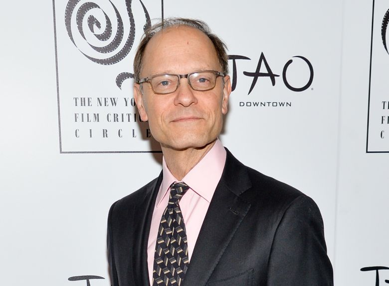 """FILE – In this Jan. 4, 2016 file photo, actor David Hyde Pierce attends the New York Film Critics Circle Awards in New York. Pierce will play opposite Bette Midler in the upcoming Broadway revival of """"Hello, Dolly!"""" Performances on Broadway begin on March 13, 2017, with an official opening night of April 20, 2017. (Photo by Evan Agostini/Invision/AP, File)"""