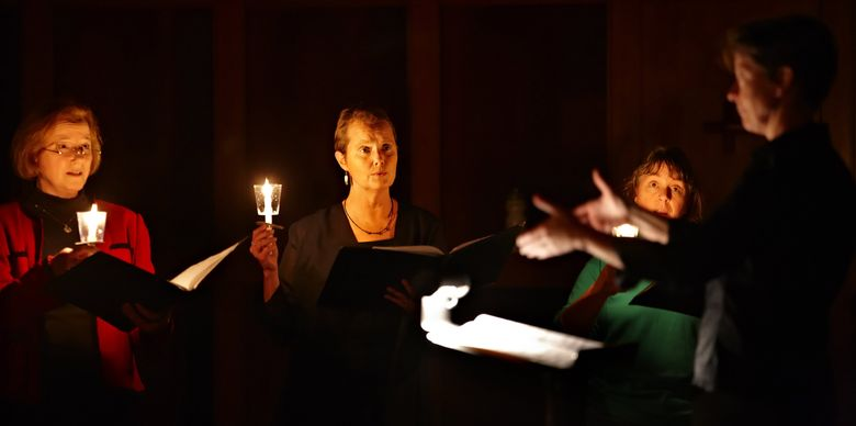 Toward the end of his life, the devoutly Protestant J.S. Bach wrote a Catholic Mass in B minor, which Seattle Pro Musica will perform at St. James Cathedral. (Benjamin Benschneider/Benjamin Benschneider/The Seattl)