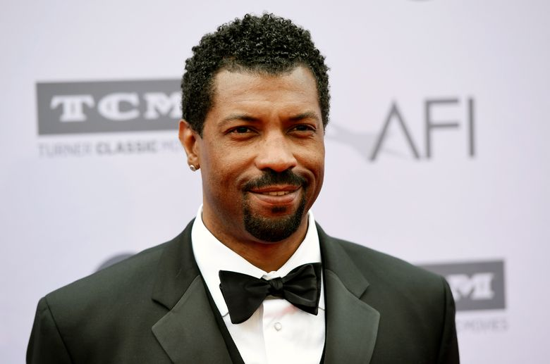 """Actor/comedian Deon Cole poses at the 2016 AFI Life Achievement Award Gala Tribute to John Williams at the Dolby Theatre on Thursday, June 9, 2016, in Los Angeles. Cole, a crowd-pleaser as unpredictable Charlie on ABC's sitcom """"black-ish,"""" is flying solo with his first stand-up special, """"Deon Cole: Cole Blooded Seminar,"""" debuting midnight EDT Saturday on Comedy Central. (Photo by Chris Pizzello/Invision/A, FileP)"""