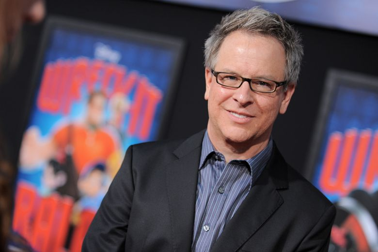 """FILE – In this Oct. 29, 2012 file photo, Director Rich Moore arrives at the world premiere of """"Wreck-It Ralph"""" at El Capitan Theatre in Los Angeles.  """"Wreck-It Ralph"""" is headed back to the arcade, and theaters, in a sequel planned for release on March 9, 2018. Co-directors Rich Moore and Phil Johnston announced the sequel to the 2012 animated film Thursday, June 30, 2016 on Facebook Live. (Photo by Jordan Strauss/Invision/AP)"""