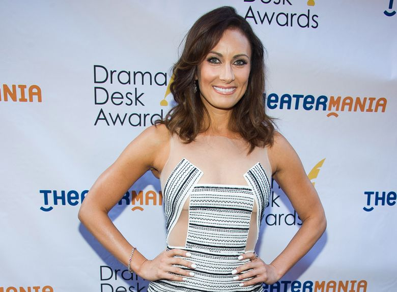 """FILE – In this June 1, 2014 file photo, Laura Benanti attends the Drama Desk Awards, in New York.  If you can't make it to see  Benanti in the Broadway revival of """"She Loves Me,"""" don't worry. Just fire up your computer or TV. Online theater streaming service BroadwayHD plans to live stream the show on Thursday, June 30, 2016, marking the first time a Broadway show has been broadcast live. (Photo by Charles Sykes/Invision/AP, File)"""