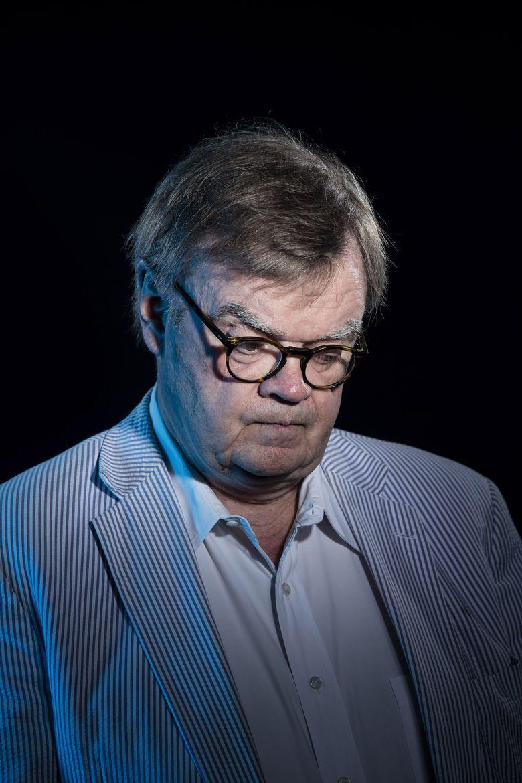 "Garrison Keillor, host and creator of ""A Prairie Home Companion."" (ACKERMAN + GRUBER/NYT)"