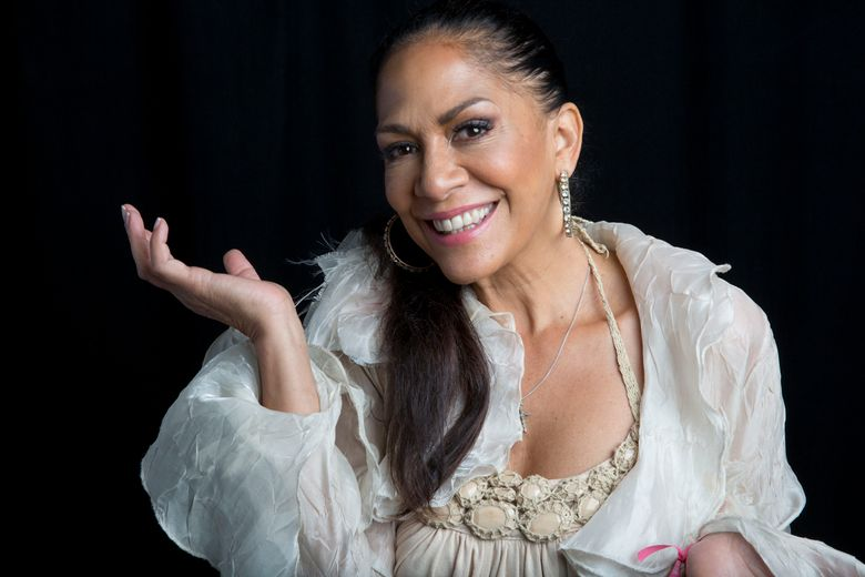 """FILE – In this Sept. 2, 2014 file photo, Grammy-nominated singer, Sheila E poses for a portrait in support of her new album """"The Beat of My Own Drum."""" Sheila E., D'Angelo, The Roots and Janelle Monae will pay tribute to Prince at the BET Awards on June 26 at the Microsoft Theater in Los Angeles. (Photo by Amy Sussman/Invision/AP, File)"""