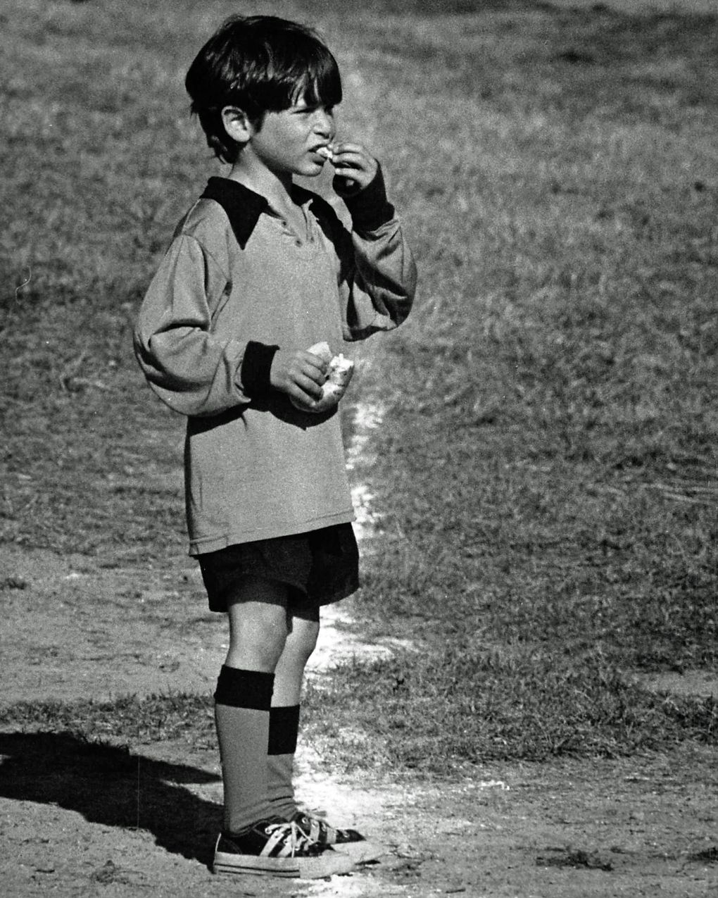Adrian Hanauer's youth soccer career started in Bellevue and continued on Mercer Island. (Photo courtesy of Adrian Hanauer)
