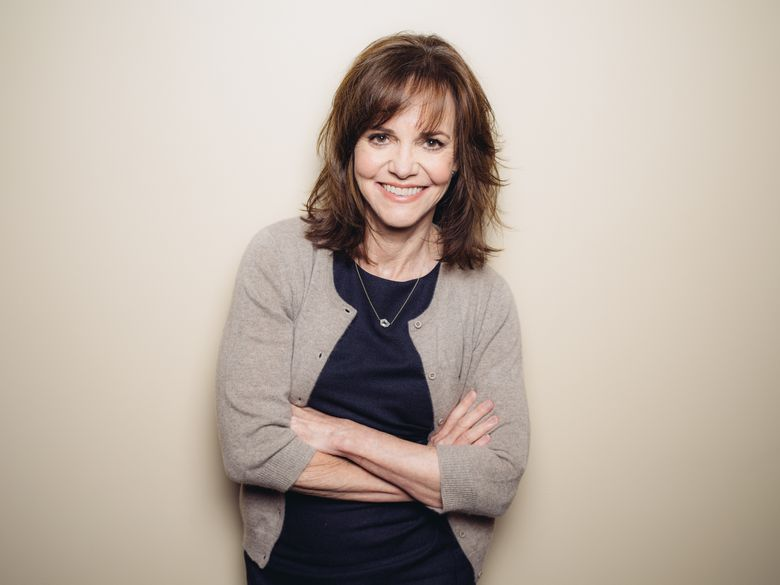 """FILE – In this March 2, 2016 file photo, Sally Field poses for a portrait in Los Angeles. Field will return to Broadway in a revival of """"The Glass Menagerie."""" Field will play Amanda Wingfield, the faded Southern belle at the heart of the Tennessee Williams play. (Photo by Casey Curry/Invision/AP, File)"""