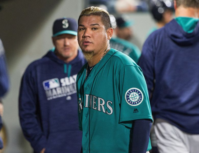 Mariners ace Felix Hernandez is eligible to return from the disabled list June 12. (Dean Rutz/The Seattle Times)