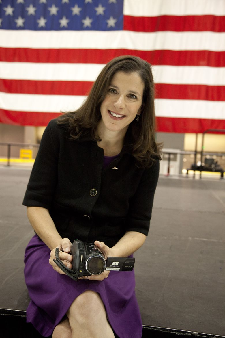Alexandra Pelosi is turning the lens on mega donors who are funding the election.