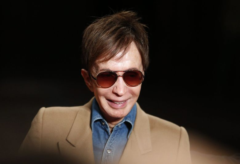 US film director Michael Cimino arriving at the opening ceremony of the 'Lumiere 2014 Grand Lyon Film Festival', in Lyon, France in 2014. (Guillaume Horcajuelo / EPA)