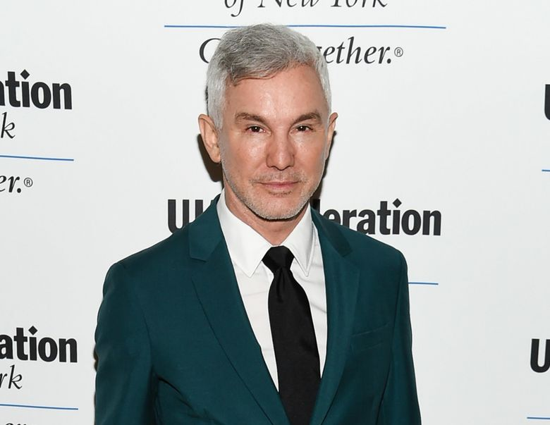 """FILE – In this June 16, 2016 file photo, director Baz Luhrmann attends the UJA-Federation of New York's """"Music Visionary of the Year Award"""" luncheon in New York.  Luhrmann is producing and directing his first Netflix series, """"The Get Down,"""" which covers the early years of hip hop as told through the eyes of several young people from the South Bronx in the mid 1970's.  The 13-episode series premieres Aug. 12. (Photo by Evan Agostini/Invision/AP, File)"""