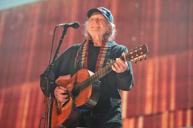FILE – In this Sept. 19, 2015 file photo, Willie Nelson performs at Farm Aid 30 at FirstMerit Bank Pavilion at Northerly Island in Chicago. Nelson is launching a new music festival in Pennsylvania this fall, where Neil Young and Sheryl Crow will take the stage. The first Outlaw Music Festival will take place Sept. 18 at The Pavilion at Montage Mountain in Scranton. (Photo by Rob Grabowski/Invision/AP, File)